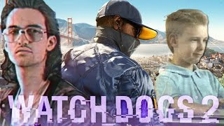 МАМ КУПИ WATCH DOGS 2