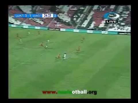 Hawar's goal from Half line!! Amazing!!