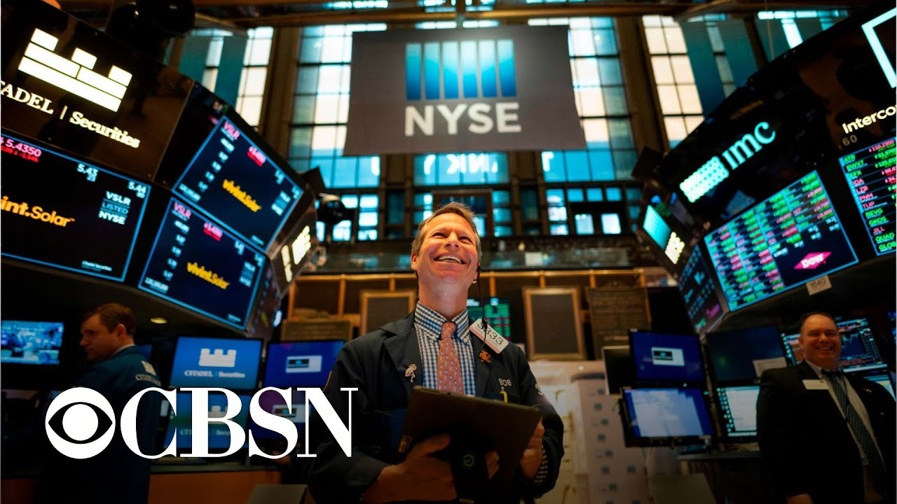 What's driving up U.S. stock prices?
