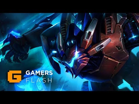 ¡Transformers en League of Legends! Película de BioShock por del Toro |  Gamers Flash