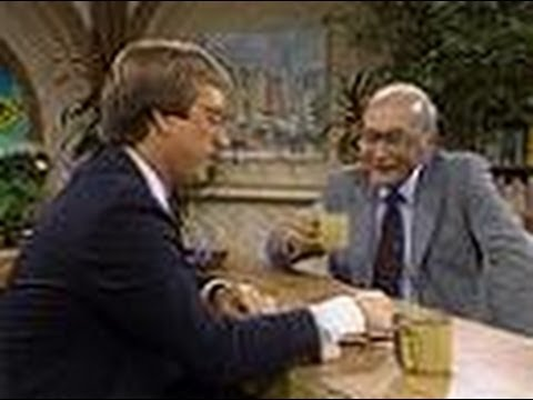 """WLS Channel 7 - AM Chicago - """"Mike Royko"""" (Part 1, 1982)"""