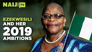 Oby Ezekwesili's Presidential Ambition In 2019 | Legit TV