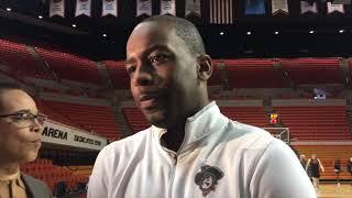 Oklahoma State Basketball  - Mike Boynton talks Tournament Play