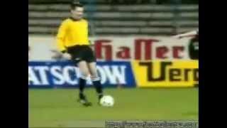 Gafe in fotbal