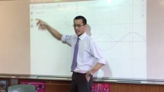 Y11 Maths Ext 1 Quiz (1 of 3: Trigonometric Exact Values, Trig Equations)