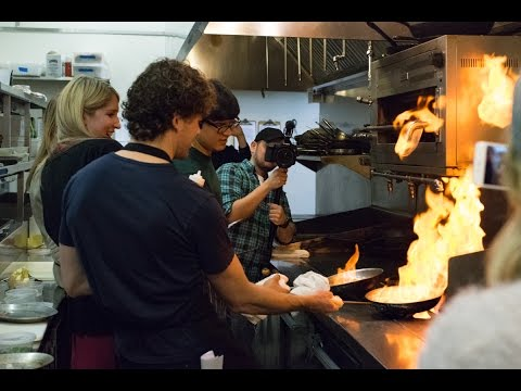 101WKQXperience - The Vance Joy of Cooking