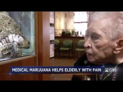 Medical Cannabis and the Elderly