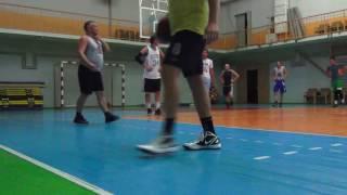Новая Каховка тренировка баскетбол 27.07.2017 (2 часть)