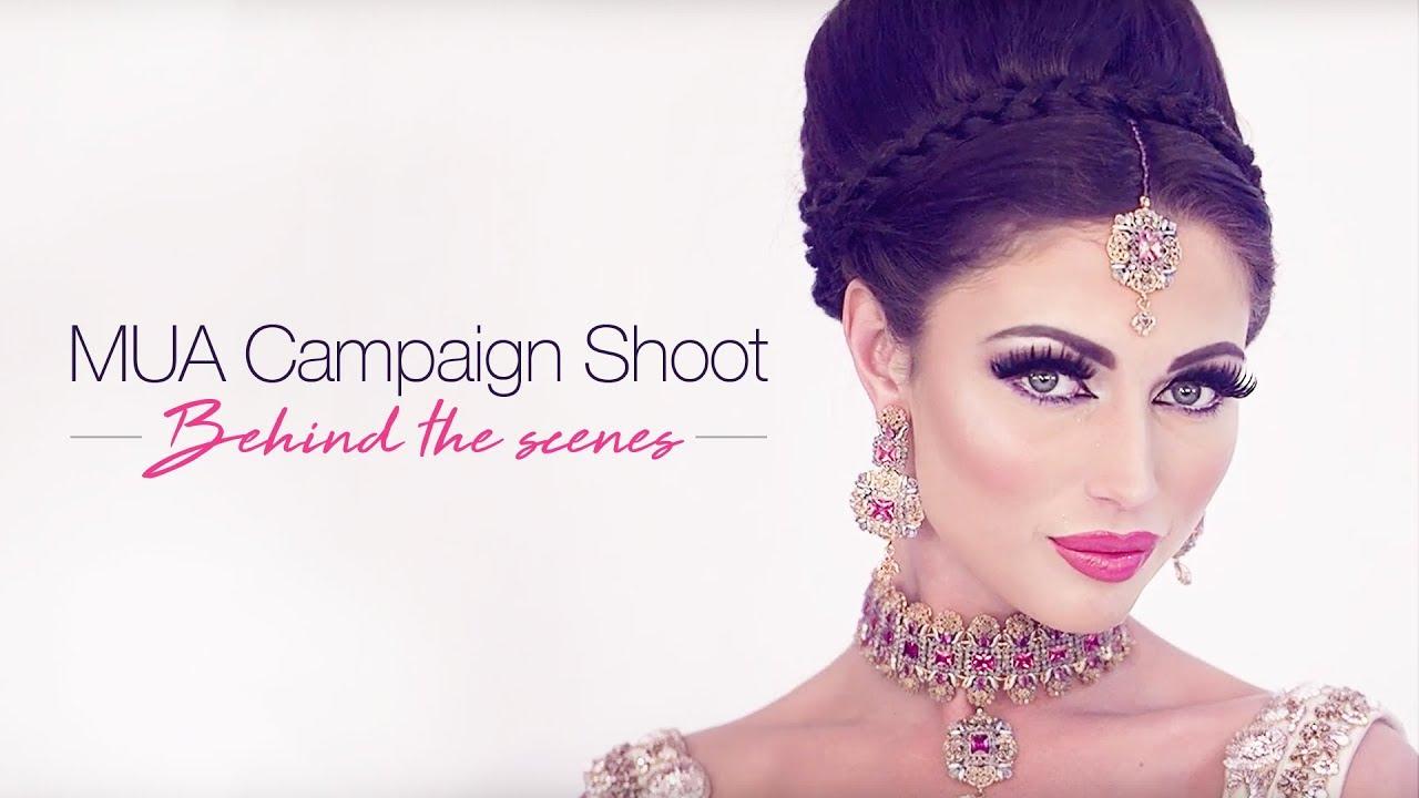 MUA Campaign Shoot