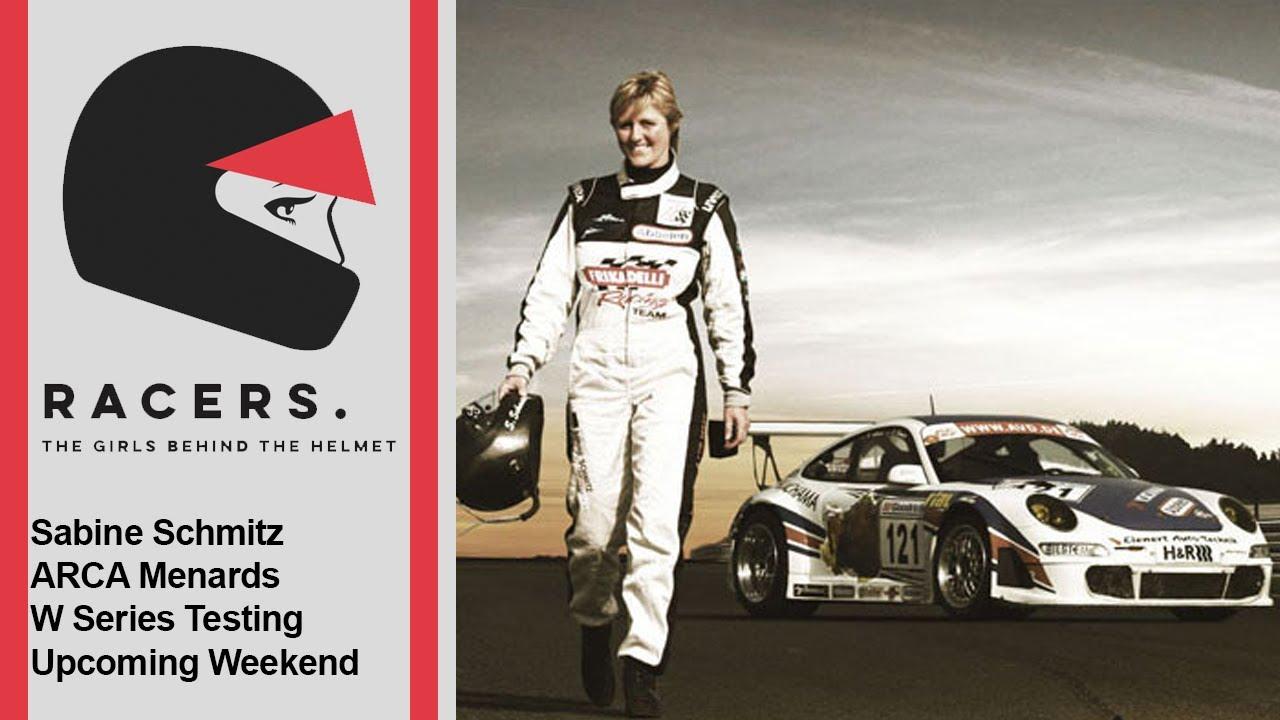 Women Racing To Win: Sabine Schmitz