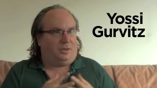 "Yossi Gurvitz: ""Zionists Drive Me Crazy"""