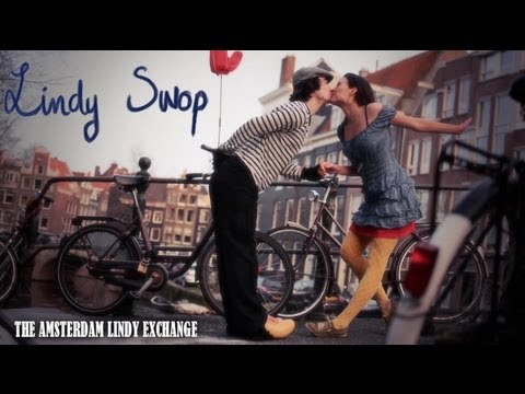 Lindy Swop : The Amsterdam Lindy Exchange (28-30 June 2013)
