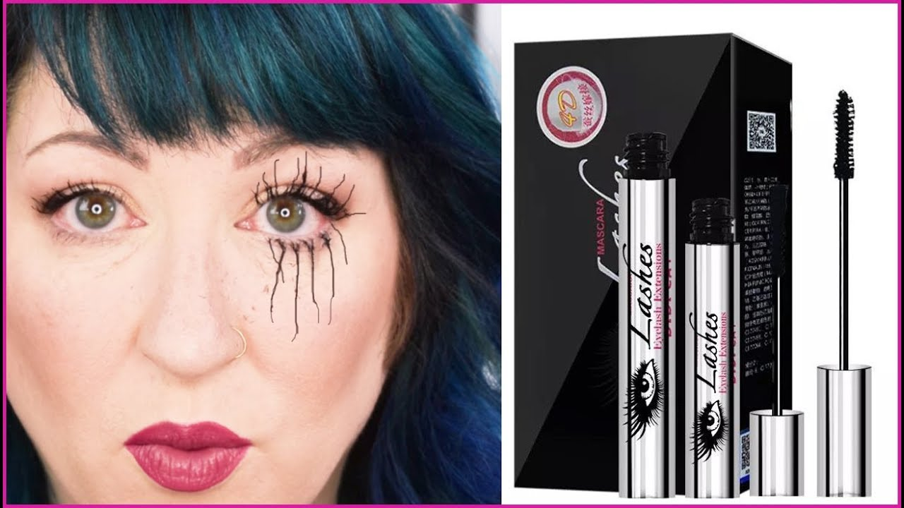 141ae9eff3d EXTREME VIRAL LASHES - DDK 4D LASHES MASCARA - How Long Can I Get Them??