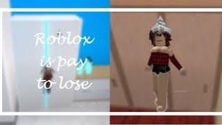 ROBLOX è PAY A LOSE/WIN - Mistero dell'omicidio