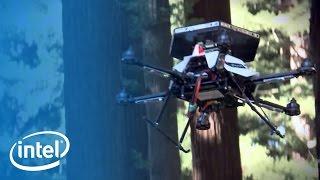 Intel® RealSense™ 3D Camera Drone | Intel