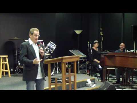 Evangelist Michael Livengood Powerful Testimony