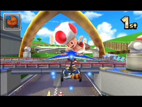 mario kart 7 toad circuit 1080 hd youtube. Black Bedroom Furniture Sets. Home Design Ideas