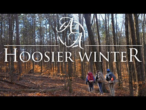 Hoosier National Forest in 4K | Camping, Hiking, Wilderness Travel