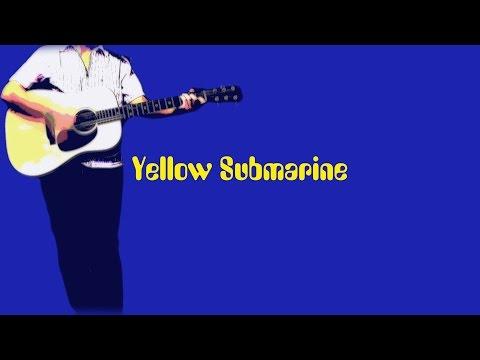 Yellow Submarine - The Beatles karaoke cover