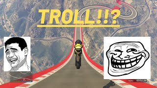 CARRERA TROLL! ¿TROLL? 😆 GTA 5 -  GTA V ONLINE