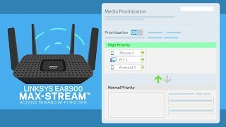 Linksys Official Support - Linksys EA8300 Max-Stream AC2200
