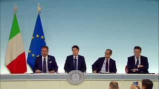 Conferenza stampa post CdM Milleproroghe, le dichiarazioni del ministro Bonafede