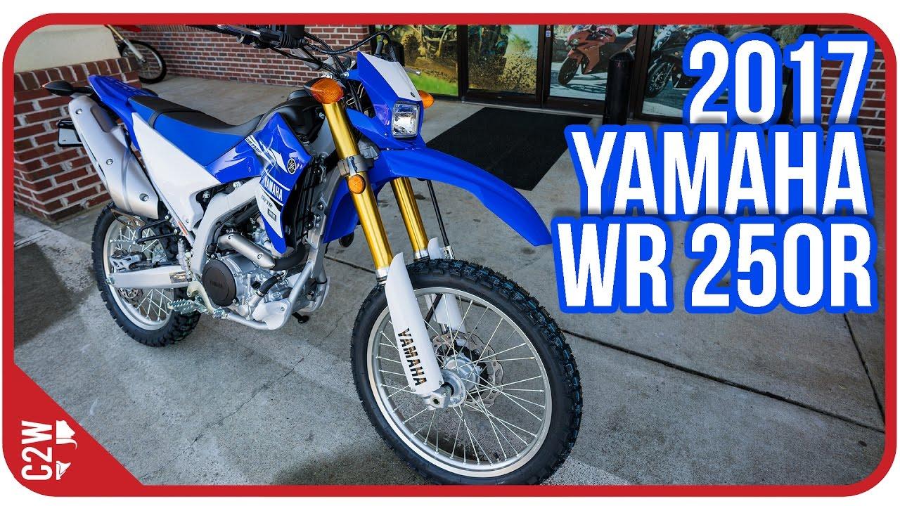 обзор Yamaha 250R - Yamaha R250 - от компании на моторе - YouTube