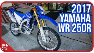 2017 Yamaha WR 250R | First Ride