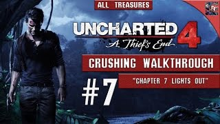 Uncharted 4 - Walkthrough / Crushing / All Collectibles - Chapter 7