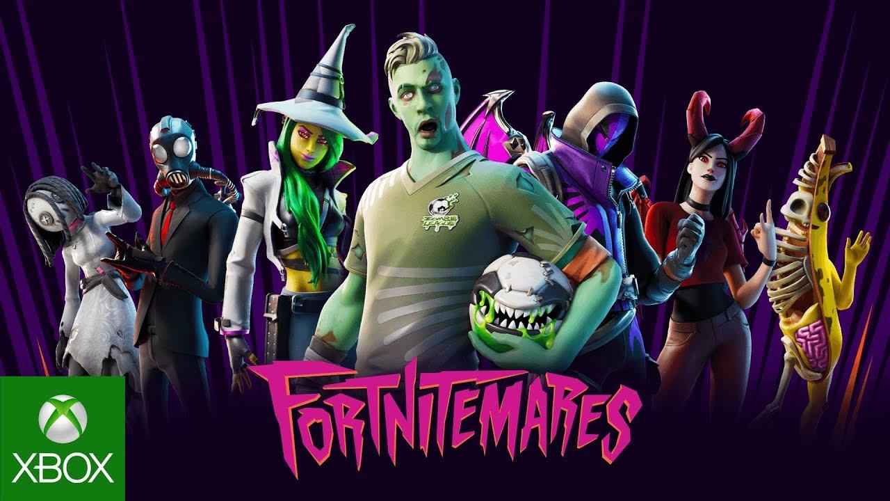Fortnitemares Gameplay Video