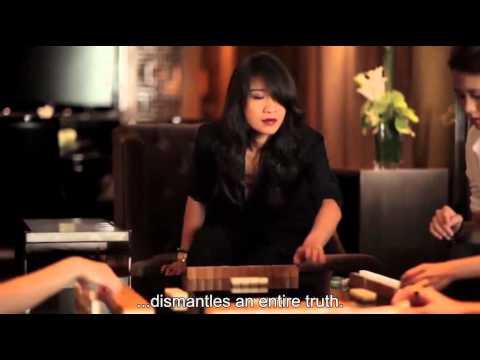 LV概念廣告 When Hong Kong is a Woman
