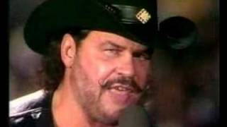 WWF History - Outlaw Ron Bass Interview
