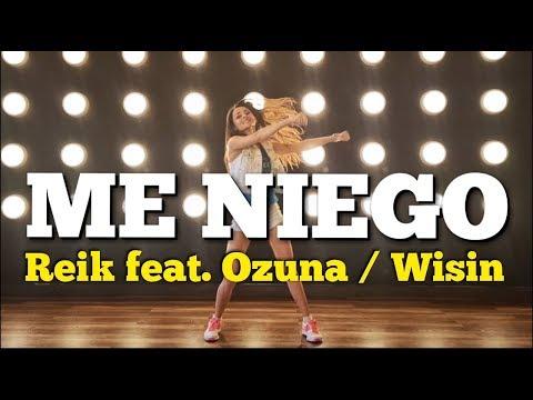 ME NIEGO - Reik feat. Ozuna, Wisin | Zumba fitness | Dance choreo by Mkova