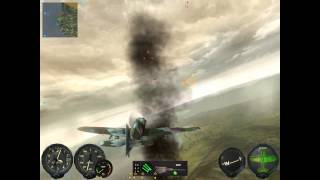 Let's Play Combat Wings: Battle of Britain - Ep01 - Off the Radar