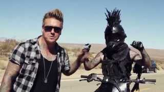 Papa Roach - Face Everything And Rise (Behind the Scenes)