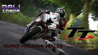 TT Isle of Man | Super Hillside Wales | Quick Race | Maxed Settings | PC Gameplay 1080p 60fps