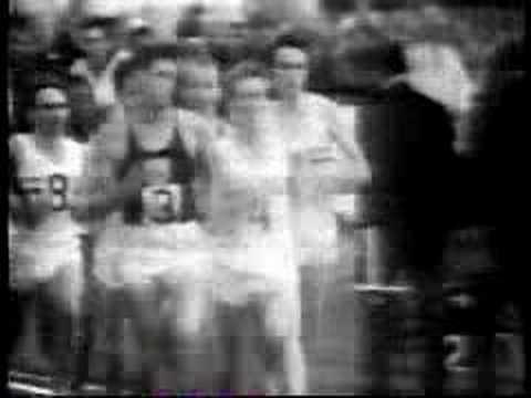 Jim Ryun vs Kip Keino, London 1967