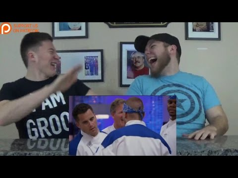 (EXPLICIT CONTENT) Gordon Ramsay Uncensored Rapid Fire Highlights 4: IconicComic Reaction!