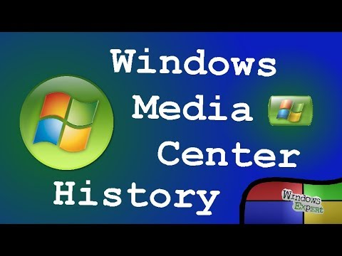 HISTORY OF MICROSOFT WINDOWS MEDIA CENTER [2002 2015]
