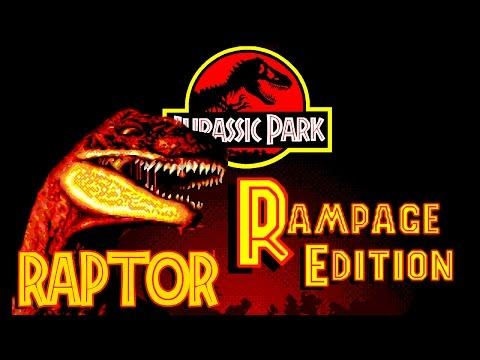 Jurassic Park: Rampage Edition (SEGA Genesis) - hard difficulty walkthrough