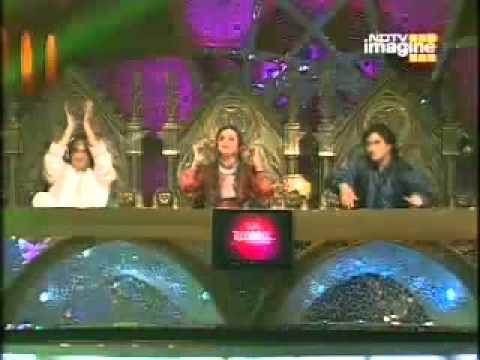 NEPALI SONG ON INDIAN TVTAMANG CHAUTARI