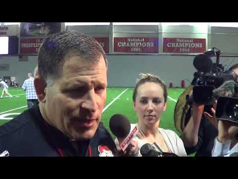 Greg Schiano on spring practice - ELEVENWARRIORS.COM