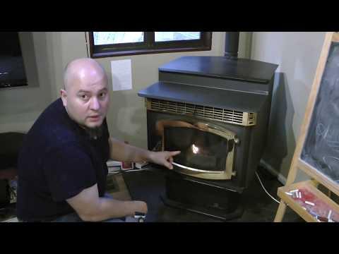 Экономная печь для отопления дома, пелетная печь, КПД 95% Pan Zmitser