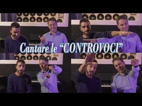 COME CANTARE LE CONTROVOCI - 4 semplici modi per imparare ;)