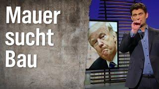 Trumps Mauer und die Bedrohung der nationalen Sicherheit