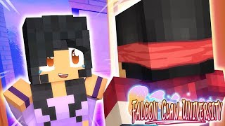 Meeting In Person | Falcon Claw University | [Ep.3] Minecraft Roleplay
