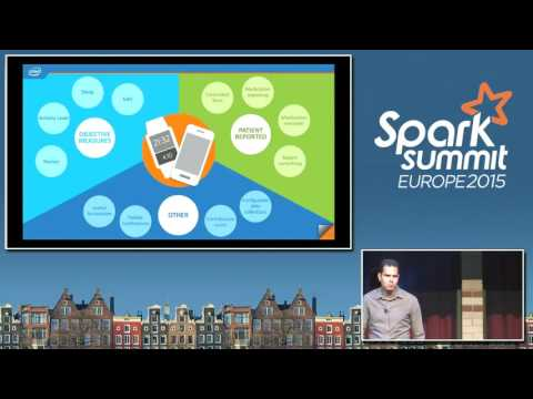 Using Spark in an IoT Analytics Platform Enable breakthroughs in Parkinson Disease Research