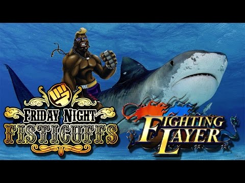 Friday Night Fisticuffs - Fighting Layer