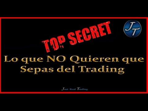Lo que No Quieren que Sepas del Trading // Josan Trader
