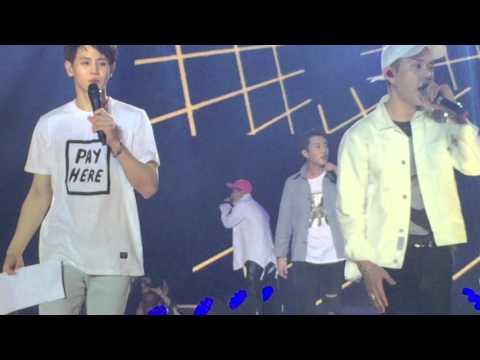Beautiful Night - BEAST 1st Fanmeet in Manila Fancam
